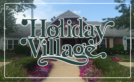 holiday village page